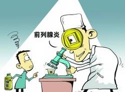 阳江前列腺的检查项目及治疗