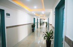 仁济病房走廊